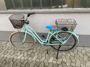 Fahrrad DECATHLON CITY BIKE 28