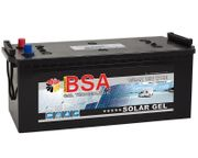BSA Solar Gel Batterie 150Ah
