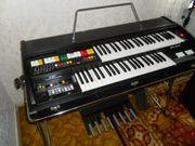 Mobile Orgel Elka X19T