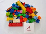 Lego Duplo Steine Bund Sortiert
