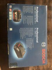 Bosch Profesional Akku Ladegerät