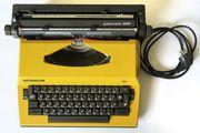 elektrische Schreibmaschine TRIUMPH