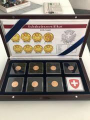10 Fr Goldvrenelisatz