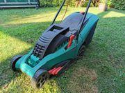 Rasenmäher elektrisch von Bosch