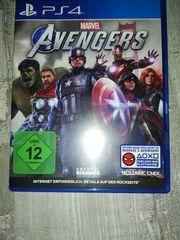 Marvei Avengers für die PS4