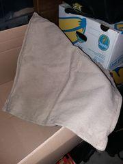 4 Kissenhüllen 45x45 cm