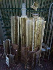 Entwässerungsrinnen MEA Mearin 1m LKW