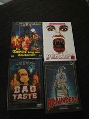 Verschiedene Horrorfilme