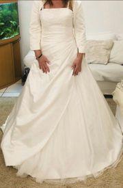 Hochzeit Brautkleid Gr 38