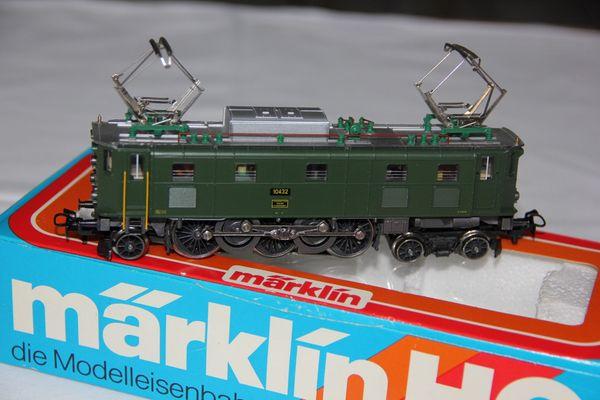 Märklin Elektrolokomotive 3167 H0