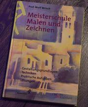 Buch Meisterschule Malen und Zeichnen