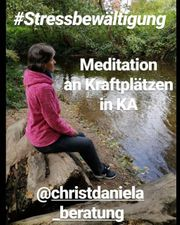 Meditation in Karlsruhe