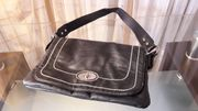 braune Handtasche kostenloser Versand A136
