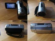 Video Kamera Panasonic HC-V727 Silber