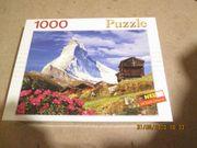 1000 tlg Puzzel