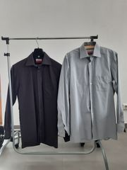 Hemden zwei Stück Modern Fit