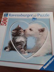 Puzzle 500Teile