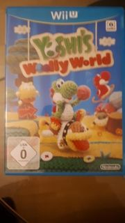 Yoshi s Woolly World Wii