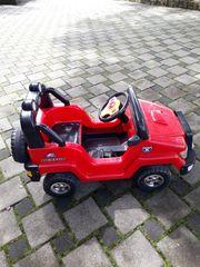 Kinderauto elektrisch