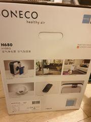 Boneco H680 Luftbefeuchter Luftreiniger 25