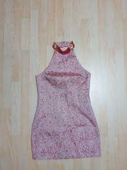 Sisley Damen kurzes Kleid Gr