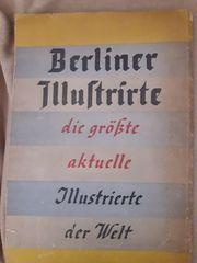 Für SAMMLER Berliner Illustrierte