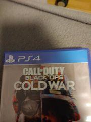 ps4 Cold war
