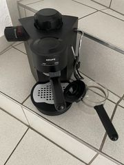 Espressomaschine mit Glaskanne