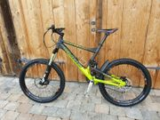 Enduro Fully Cube Fritzz Mountainbike