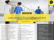Gesundheits- und Krankenpfleger m w