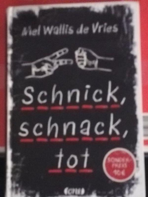 Buch schnick schnack tot