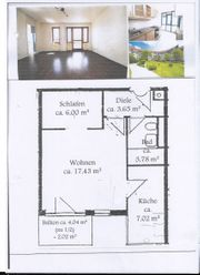Nette 1 5 Zimmer Wohnung