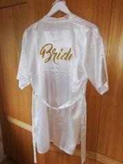 Bride Morgenmantel