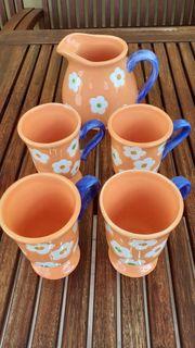 Tee oder Glühwein Set um