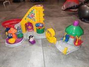 Freizeitpark Little People von Fisher