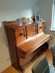 Klavier von Crasselt und Rähse