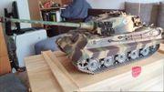 RC Panzer Königstiger Henschel 1