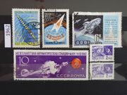 Sowjetunion UdSSR Russland 1962 Weltraum
