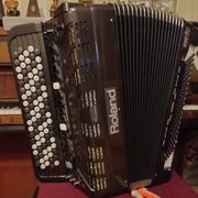 Roland V-Accordion FR-7b mit Hardcase