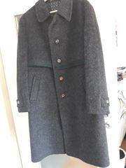 Neuer Moderner Herren Trachten Mantel