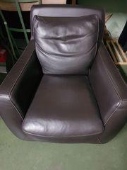 Hochwertiger und eleganter Designer Sessel 1-Sitzer