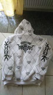 Gefütterte Sweat-Jacke XL Spezialmotors