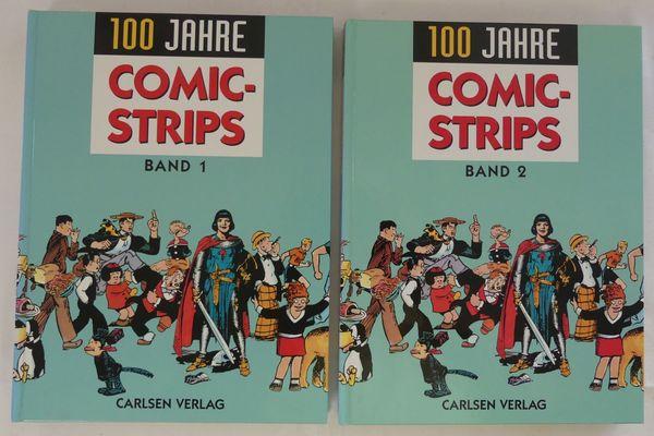 100 Jahre Comic Strips