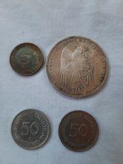 Div Münzen