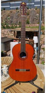 Takeharu Suzuki Konzert Akustik Gitarre
