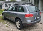 VW Touareg R5 2 5TDI