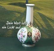 Vase Väschen AK Kaiser Porzellan