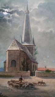 Église Saint-Pierre de Melreux Kirche