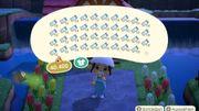 100 Meilentickets Animal Crossing New
