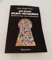 Das große Bilder Rätselbuch